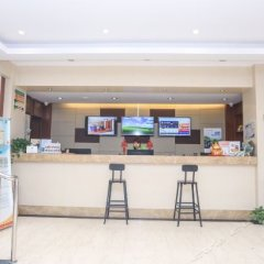 GreenTree Alliance JiangSu SuZhou Xihuan Road Sports Center Hotel интерьер отеля фото 3
