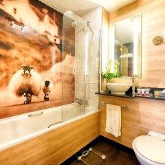 Leonardo Royal Hotel Edinburgh Haymarket 4* Стандартный номер с различными типами кроватей фото 3