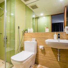Отель Vortex KLCC Apartments Малайзия, Куала-Лумпур - отзывы, цены и фото номеров - забронировать отель Vortex KLCC Apartments онлайн ванная фото 2