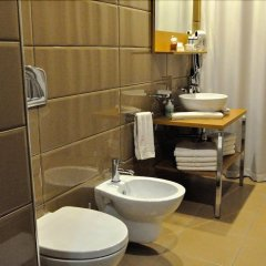Отель Rapos Resort ванная фото 2