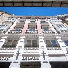 Отель Petit Palace Plaza de la Reina Валенсия пляж