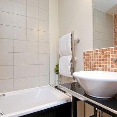 Отель Grand Plaza Serviced Apartments Великобритания, Лондон - отзывы, цены и фото номеров - забронировать отель Grand Plaza Serviced Apartments онлайн ванная