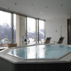 Отель Art Boutique Monopol Швейцария, Санкт-Мориц - отзывы, цены и фото номеров - забронировать отель Art Boutique Monopol онлайн бассейн
