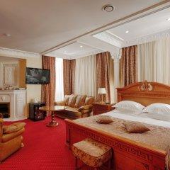 Гостиница Европа 3* Стандартный номер с двуспальной кроватью фото 10