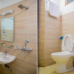 Отель OYO 202 Hotel Kanchenjunga Непал, Катманду - отзывы, цены и фото номеров - забронировать отель OYO 202 Hotel Kanchenjunga онлайн ванная