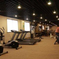 Отель City Сиань фитнесс-зал фото 2
