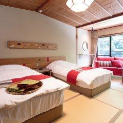 Отель Hakkei Мисаса комната для гостей фото 2