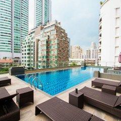 Апартаменты GM Serviced Apartment Бангкок бассейн фото 3