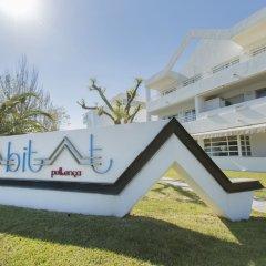 Отель Apartamentos Habitat пляж фото 2