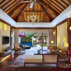 Отель The Laguna, a Luxury Collection Resort & Spa, Nusa Dua, Bali комната для гостей