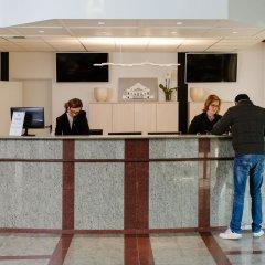 Отель Alfa Fiera Hotel Италия, Виченца - отзывы, цены и фото номеров - забронировать отель Alfa Fiera Hotel онлайн интерьер отеля