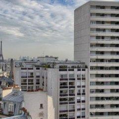 Отель Novotel Montparnasse Париж пляж