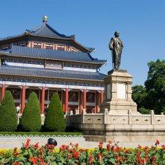 Отель Qi Sheng Apartment Китай, Гуанчжоу - отзывы, цены и фото номеров - забронировать отель Qi Sheng Apartment онлайн