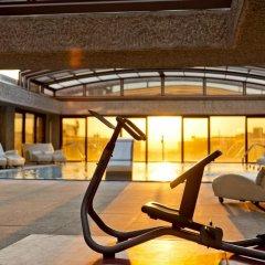 Отель Hilton Madrid Airport Мадрид спортивное сооружение