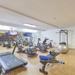 Отель Prinsotel la Pineda фитнесс-зал фото 3