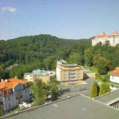 Отель Spa Resort Sanssouci балкон
