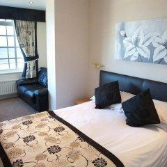 The Park Hotel Tynemouth комната для гостей фото 2
