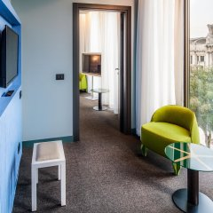 Hotel Glam Milano 4* Полулюкс с различными типами кроватей фото 3