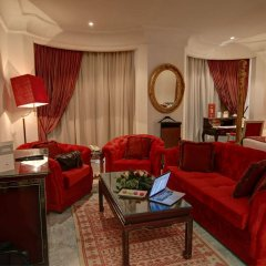 Hotel La Maison Blanche in Tunis, Tunisia from 124$, photos, reviews - zenhotels.com guestroom