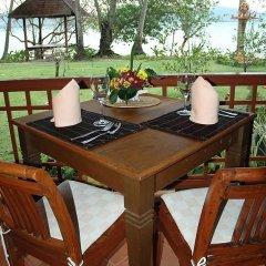 Отель Baan Mai Cottages & Restaurant балкон