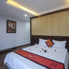 Nam Long Hotel Ha Noi Ханой сейф в номере