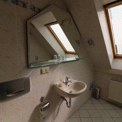 Отель Gästehaus Matthias Германия, Дрезден - отзывы, цены и фото номеров - забронировать отель Gästehaus Matthias онлайн ванная