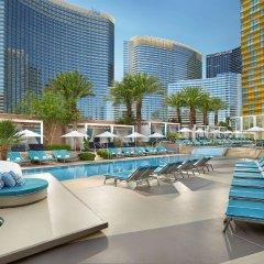 Отель Waldorf Astoria Las Vegas бассейн