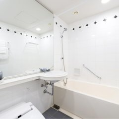 Отель Villa Fontaine Tokyo-Tamachi Япония, Токио - 1 отзыв об отеле, цены и фото номеров - забронировать отель Villa Fontaine Tokyo-Tamachi онлайн ванная