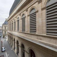 Отель Like Home Opéra Франция, Лион - отзывы, цены и фото номеров - забронировать отель Like Home Opéra онлайн балкон