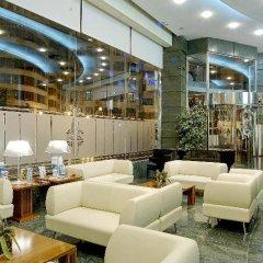 Отель Melia Plaza Valencia интерьер отеля