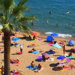 Отель Residence Coeur De Cannes Beach Франция, Канны - отзывы, цены и фото номеров - забронировать отель Residence Coeur De Cannes Beach онлайн пляж