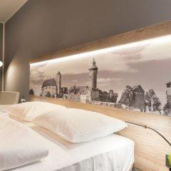 Отель DasPaul Германия, Нюрнберг - отзывы, цены и фото номеров - забронировать отель DasPaul онлайн комната для гостей фото 2