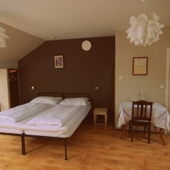 Sir Toby's Hostel комната для гостей