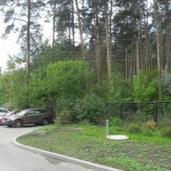 Гостиница Изумруд парковка