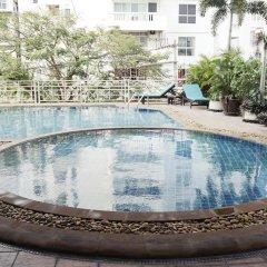 Отель Mike Beach Resort Pattaya детские мероприятия