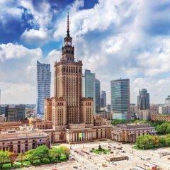 Отель in Center of Warsaw Польша, Варшава - отзывы, цены и фото номеров - забронировать отель in Center of Warsaw онлайн городской автобус