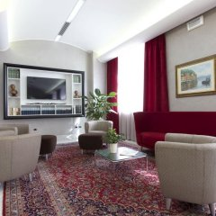Palace Hotel Moderno Порденоне интерьер отеля