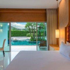 Отель Chanalai Romantica Resort Kata Beach - Adult Only комната для гостей фото 5