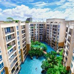 Отель Pattaya Atlantis Resort Beach бассейн фото 3