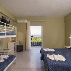 Отель Panorama Sidari комната для гостей фото 3