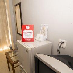 Отель Nida Rooms Ramkhamhaeng 23 Canal Таиланд, Бангкок - отзывы, цены и фото номеров - забронировать отель Nida Rooms Ramkhamhaeng 23 Canal онлайн удобства в номере