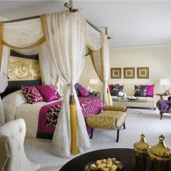 Отель The Palace at One&Only Royal Mirage комната для гостей фото 3