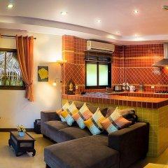 Отель Coconut Paradise Villas комната для гостей фото 5