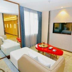 Отель Jinghuquan Business Hotel Китай, Сиань - отзывы, цены и фото номеров - забронировать отель Jinghuquan Business Hotel онлайн комната для гостей фото 2