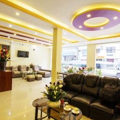 Sapa Golden Plaza Hotel интерьер отеля