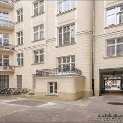 Апартаменты P&O Apartments Warecka парковка