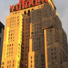The New Yorker A Wyndham Hotel городской автобус