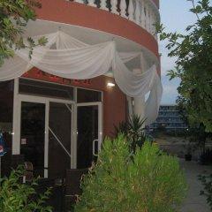 Отель Guest House Orchidea Поморие вид на фасад