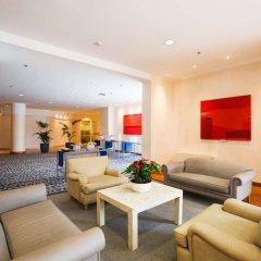 Отель Hilton Rome Airport интерьер отеля