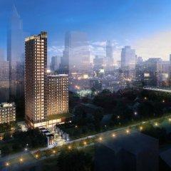 Отель Sindhorn Midtown Бангкок балкон